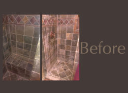 How Do I Clean My Tile Grout With No Chemicals?