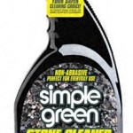 Simple Green Non-Toxic Biodegradable Stone Cleaner