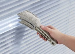 How To Clean Wooden Plastic Window Blinds